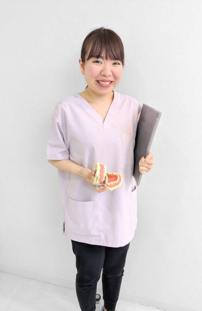 歯科衛生士/小松 礼芽